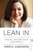 Cover-Bild zu Sandberg, Sheryl: Lean In
