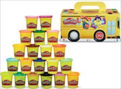 Cover-Bild zu Play-Doh super color Pack (20er Pack)