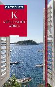 Cover-Bild zu Baedeker Reiseführer Kroatische Adria von Wengert, Veronika