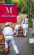 Cover-Bild zu Baedeker Reiseführer Madeira von Lier, Sara