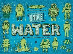 Cover-Bild zu Mizielinska, Aleksandra: Under Water, Under Earth