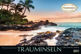 Cover-Bild zu Trauminseln 2020 von Korsch Verlag (Hrsg.)