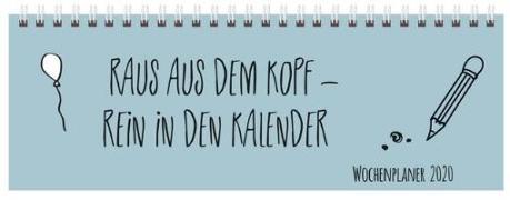 Cover-Bild zu Tischquerkalender Mint 2020 von Korsch Verlag (Hrsg.)