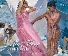 Cover-Bild zu Am Meer 2020 von Sorolla, Joaquin (Künstler)