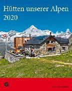 Cover-Bild zu Hütten unserer Alpen 2020 von Korsch Verlag (Hrsg.)