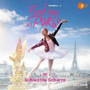 Cover-Bild zu Pietschmann, Nina (Gelesen): Folge 11: Schlechte Scherze (Audio Download)