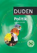 Cover-Bild zu Borgwardt, Angela: Duden Politik, Sekundarstufe II, Schülerbuch mit CD-ROM