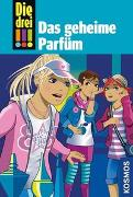 Cover-Bild zu Die drei !!!, 59, Das geheime Parfüm von Sol, Mira