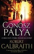 Cover-Bild zu Galbraith, Robert: Gonosz pálya (eBook)