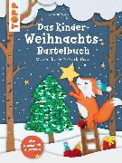 Cover-Bild zu Pypke, Susanne: Das Kinder-Weihnachtsbastelbuch (eBook)