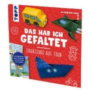 Cover-Bild zu Pypke, Susanne: Das hab ich gefaltet Mini-Papierset - Fahrzeuge auf Tour
