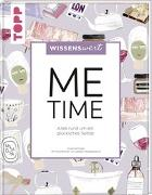 Cover-Bild zu Pypke, Susanne: wissenswert - Me-Time