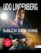 Cover-Bild zu Udo Lindenberg. Mach dein Ding von Lindenberg, Udo