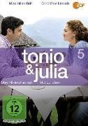 Cover-Bild zu Tonio & Julia - Dem Himmel so nah & Mut zu leben von Kittendorf, Gabriele Kreis Katja