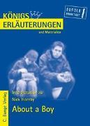 Cover-Bild zu Hornby, Nick: About a Boy von Nick Hornby
