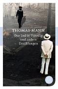 Cover-Bild zu Der Tod in Venedig und andere Erzählungen von Mann, Thomas