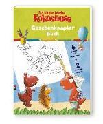 Cover-Bild zu Der kleine Drache Kokosnuss - Geschenkpapier-Buch von Siegner, Ingo (Beitr.)