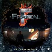 Cover-Bild zu Fraktal, Folge 6: Der Schleier von Kintaru (Audio Download) von Lerf, Peter