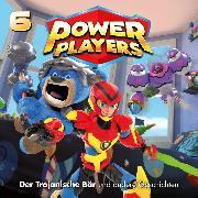 Cover-Bild zu 06: Der Trojanische Bär und andere Geschichten (Audio Download) von Giersch, Marcus
