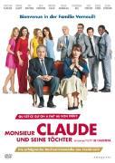 Cover-Bild zu Christian Clavier (Schausp.): Monsieur Claude und seine Töchter
