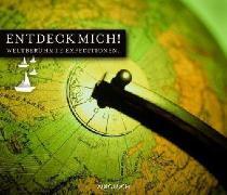Cover-Bild zu Entdeck mich! (Audio Download) von Humboldt, Alexander von