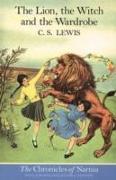 Cover-Bild zu The Lion, the Witch and the Wardrobe von Lewis, C.S.