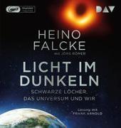 Cover-Bild zu Licht im Dunkeln. Schwarze Löcher, das Universum und wir