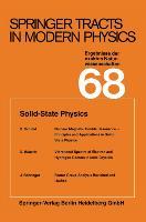 Cover-Bild zu Solid-State Physics von Fujimori, Atsushi