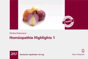Cover-Bild zu Homöopathie Highligths 1 von Wiesenauer, Markus