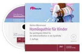 Cover-Bild zu Homöopathie für Kinder von Wiesenauer, Markus