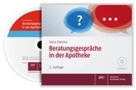 Cover-Bild zu Beratungsgespräche in der Apotheke von Diesner, Karin