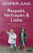 Cover-Bild zu Respekt, Vertrauen & Liebe von Juul, Jesper