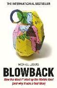 Cover-Bild zu Blowback (eBook) von Luders, Michael