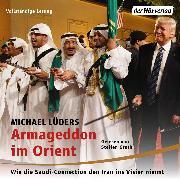 Cover-Bild zu Armageddon im Orient (Audio Download) von Lüders, Michael