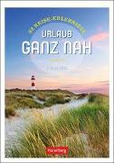 Cover-Bild zu Urlaub ganz nah Kalender 2022 von Schnober-Sen, Martina