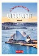 Cover-Bild zu Weltweit Kalender 2022 von Schnober-Sen, Martina