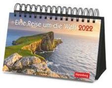Cover-Bild zu Eine Reise um die Welt Kalender 2022 von Schnober-Sen, Martina