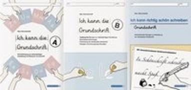 Cover-Bild zu Ich kann die Grundschrift A&B und Ich kann richtig schön schreiben - Grundschrift von Langhans, Katrin