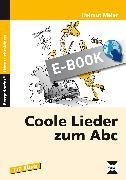 Cover-Bild zu Coole Lieder zum Abc (eBook) von Meier, Helmut