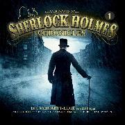 Cover-Bild zu Sherlock Holmes Chronicles, Folge 1: Die Moriarty-Lüge (Audio Download) von Preyer, J. J.
