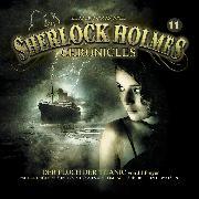 Cover-Bild zu Sherlock Holmes Chronicles, Folge 11: Der Fluch der Titanic (Audio Download) von Preyer, J. J.