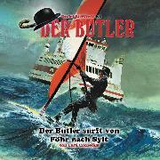 Cover-Bild zu Der Butler, Der Butler surft von Föhr nach Sylt (Audio Download) von Cornelius, Curd