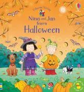 Cover-Bild zu Nina und Jan feiern Halloween von Taplin, Sam