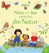 Cover-Bild zu Nina und Jan entdecken die Natur von Nolan, Kate