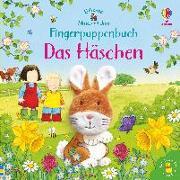 Cover-Bild zu Nina und Jan - Fingerpuppenbuch: Das Häschen von Taplin, Sam
