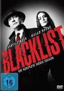 Cover-Bild zu Blacklist - Season 7 von James Spader (Schausp.)