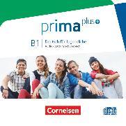 Cover-Bild zu Prima plus, Deutsch für Jugendliche, Allgemeine Ausgabe, B1: Gesamtband, Audio-CDs zum Schülerbuch