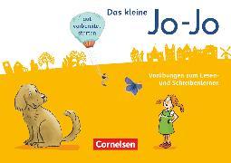 Cover-Bild zu Jo-Jo Fibel, Allgemeine Ausgabe 2016, Vorübungen von Metze, Wilfried