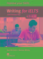 Cover-Bild zu Improve Your Skills: Writing for IELTS 4.5-6.0 Student's Book with key von McCarter, Sam