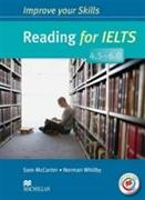 Cover-Bild zu Improve Your Skills: Reading for IELTS 4.5-6.0 Student's Book without key & MPO Pack von McCarter, Sam